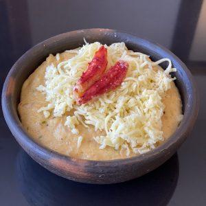 pastel de centolla